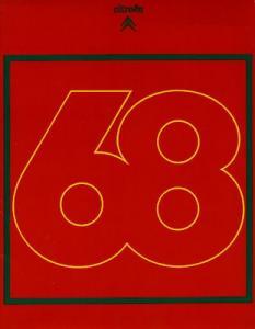 Citroen Programm 1968