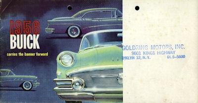 Buick Programm 1956 e