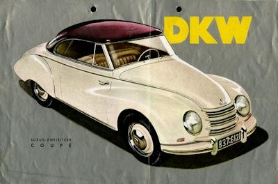 DKW Programm 2.1952