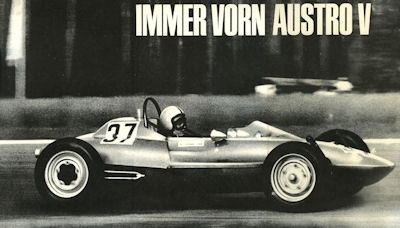 Konvolut VW Formel V Literatur 1960er Jahre