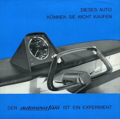 Autonovafam Prospekt 1965 0