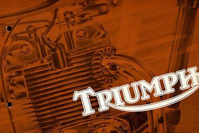 Triumph Programm 1966