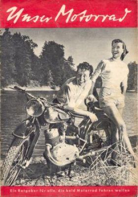 NSU Unser Motorrad 2.1954