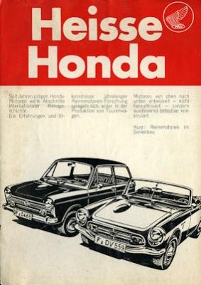 Honda Pkw Programm 1968