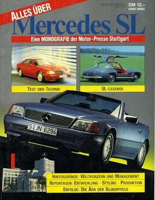 Alles über Mercedes-Benz SL 1989