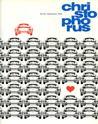 Porsche Christophorus 1966 Nr. 82