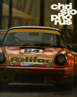Porsche Christophorus 1975 Nr. 132
