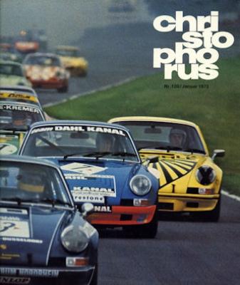 Porsche Christophorus 1973 Nr. 120