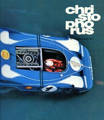 Porsche Christophorus 1972 Nr. 118