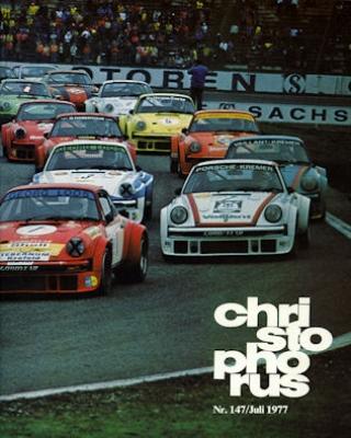 Porsche Christophorus 1977 Nr. 147