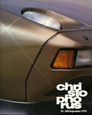 Porsche Christophorus 1979 Nr. 160