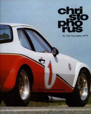 Porsche Christophorus 1979 Nr. 161