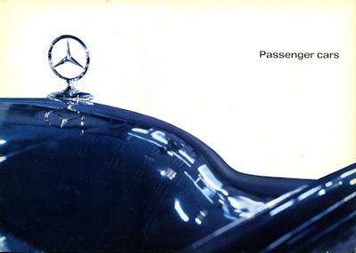 Mercedes-Benz Programm 1963 e