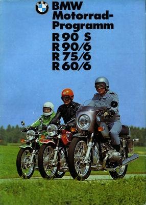 BMW Programm 1974