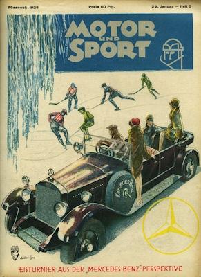 Motor & Sport 1928 Heft 5