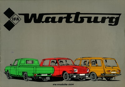 Wartburg 353 W Prospekt 1986