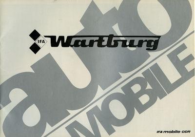 Wartburg 353 W Prospekt 1981