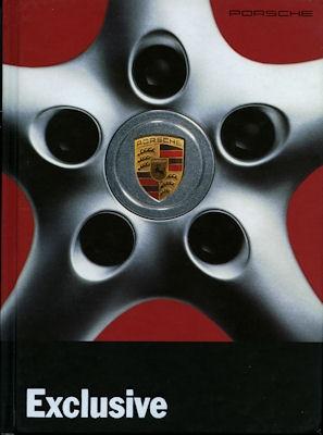Porsche Exclusive Prospekt 9.1993