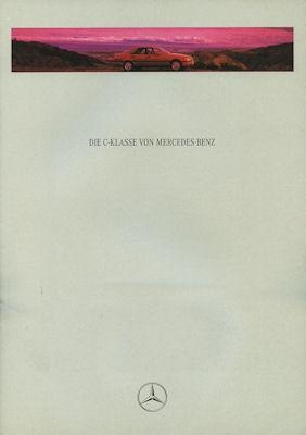 Mercedes-Benz C-Klasse Prospekt 5.1993