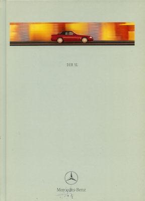 Mercedes-Benz SL Prospekt 5.1999