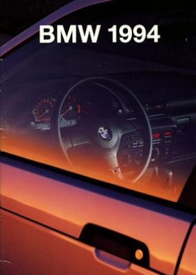 BMW Programm 1994