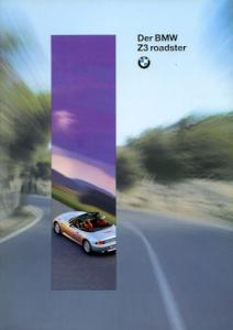 BMW Z 3 Prospekt 1995