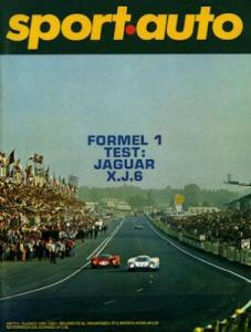 Sport Auto 1969 Heft 6