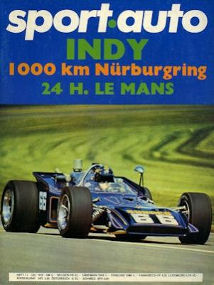 Sport Auto 1970 Heft 7