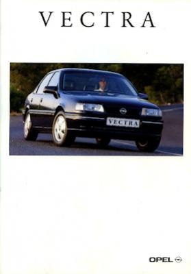 Opel Vectra Prospekt 1994