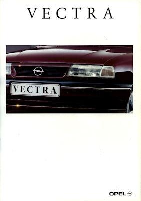 Opel Vectra Prospekt 1993