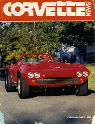Chevrolet Corvette News Feb. / March 1980