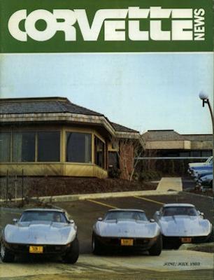 Chevrolet Corvette News June / July 1980
