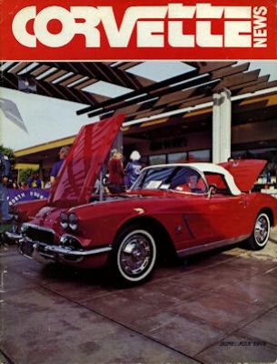Chevrolet Corvette News June / July 1979
