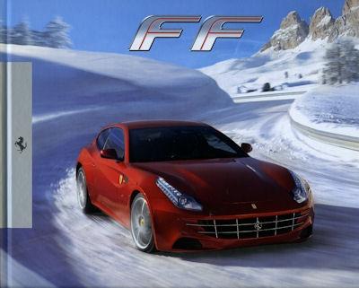 Ferrari FF Prospekt 2011