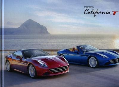 Ferrari California T Prospekt 2014