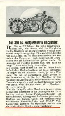 Harley-Davidson Programm 1928 6