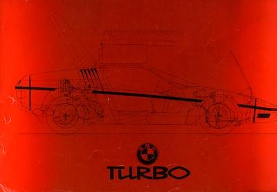 BMW Turbo Prospekt 9.1972
