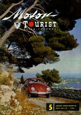 Motor-Tourist 1960 Heft 5