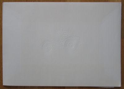 Mercedes-Benz Bild-Mappe ca. 1960