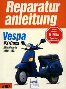 Vespa Reparaturanleitung 1959-1991