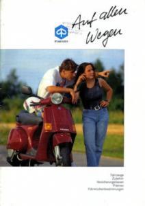 Vespa Programm 5.1994