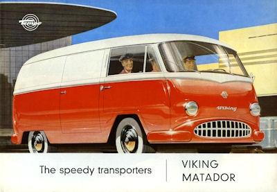 Tempo Viking Matador Prospekt 1956 e