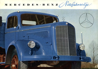 Mercedes-Benz Programm 1951