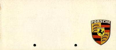 Porsche Programm 1966