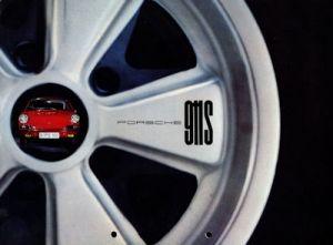 Porsche 911 S Prospekt 1967