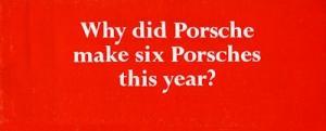 Porsche Programm 6.1970 e