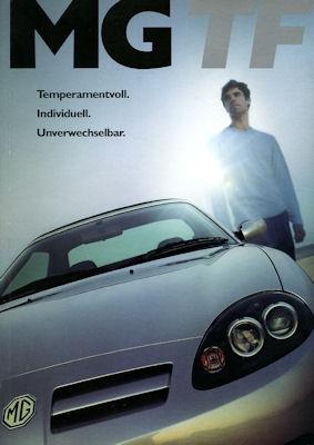 MG Type TF Prospekt 2002