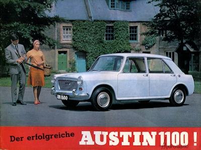 Austin 1100 Prospekt 1964