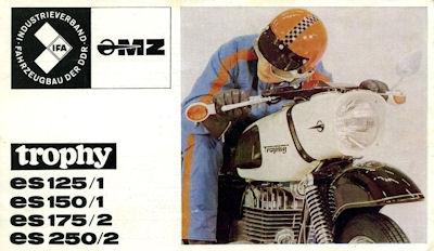 MZ Programm 1972 sp