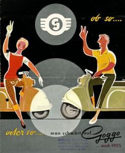 Goggo Programm 1955